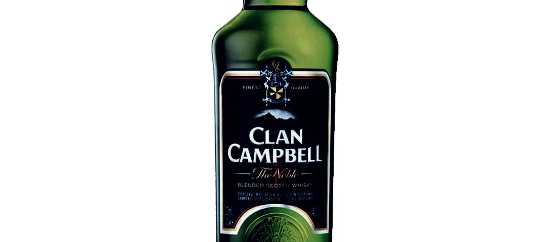 Clan Campbell - Whisky