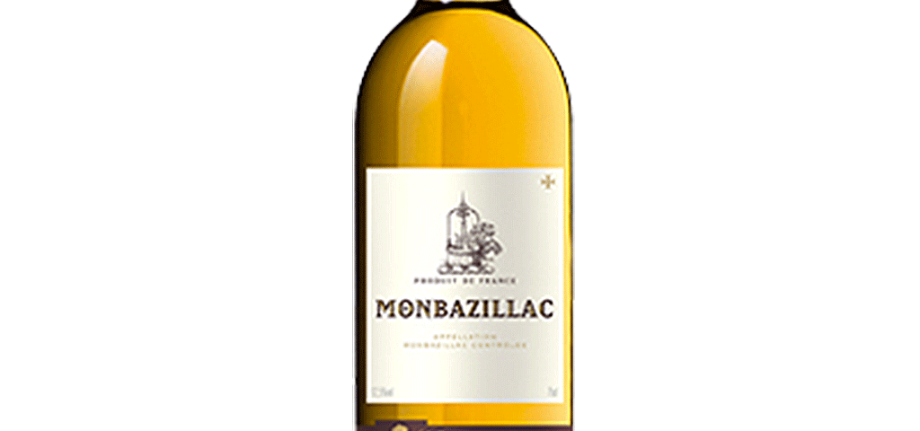 Monbazillac blanc 2010 Cellier Reine Margot